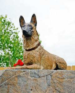 Service Dog Memorial