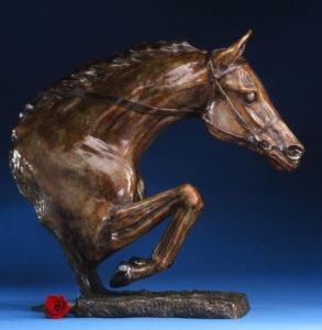 Bronze Sculpture of Horse
